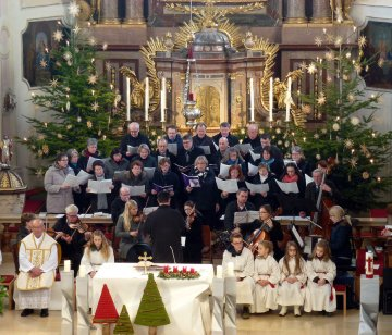 Chor - Weihnachten - 11454229_XL